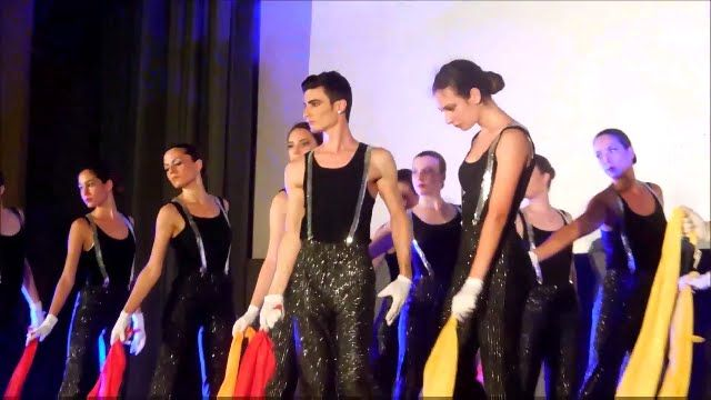 Ghost dance Kevin MacLeod - Best dance performance ever in 2016