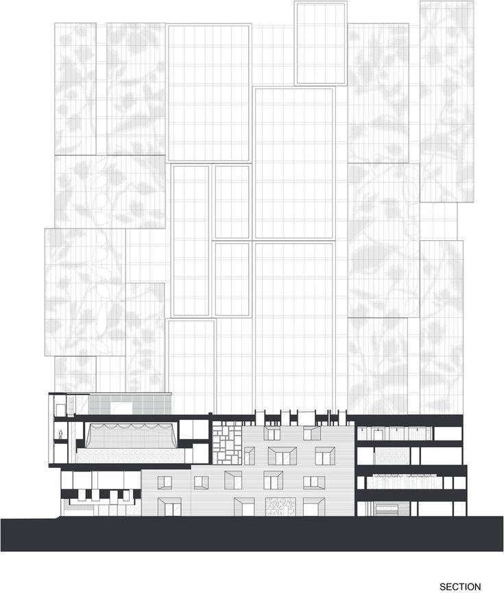 Galeria de Hotel Le Meridien Zhengzhou / Neri&Hu Design and Research Office - 16