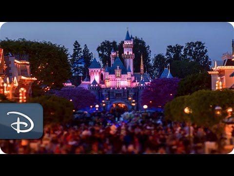These Tilt-Shift Videos Make Disneyland Look Extra-Magical
