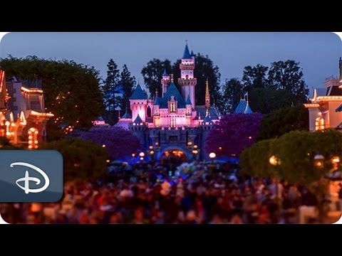 These Tilt-Shift Videos Make Disneyland Look Extra-Magical