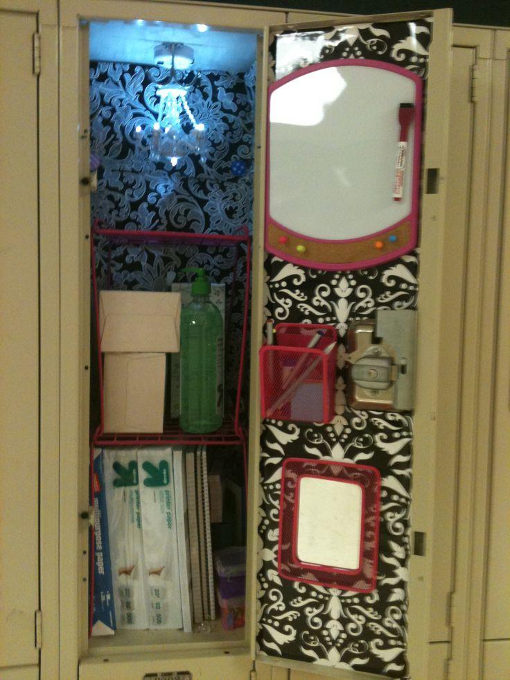 25 Unique Locker Kit Ideas On Pinterest School