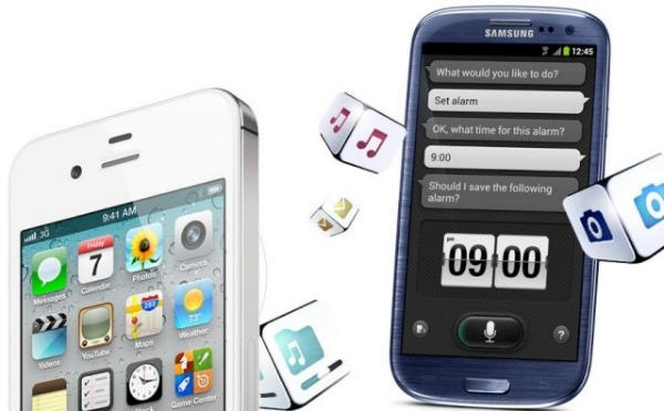 Switch your iPhone to Samsung Galaxy S3 via a free Easy Phone Sync App