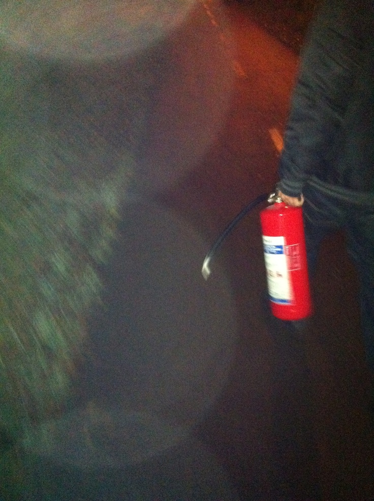 Fire Extinguisher -Iphone