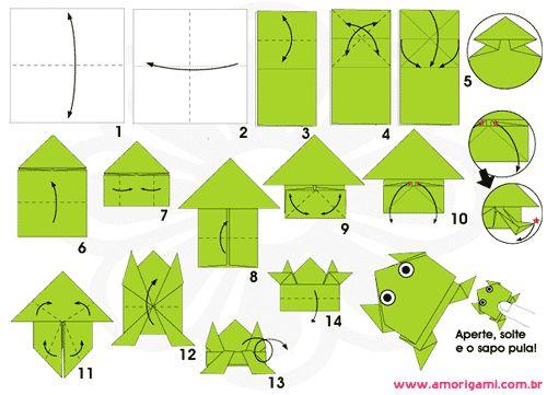 Bichinhos de Origami | Mês das Crianças | Ferragem Tamandaré