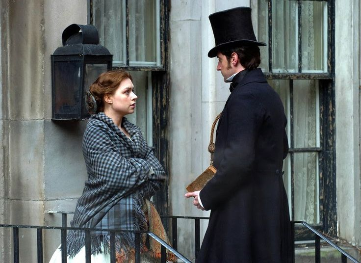 "What Mr. Thornton's clothes tell us in ""North & South"" (2004 ..."