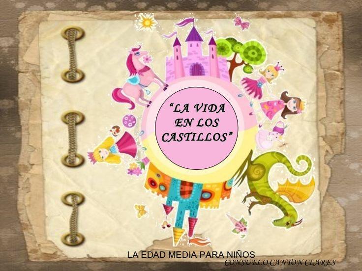 Presentacion la vida en los castillos ++   http://www.slideshare.net/CONSUELOCANTON/power-point-edad-media-16531511