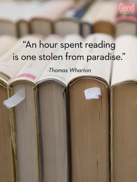 Unless you find yourself with a crappy book... which, sadly, do exist.