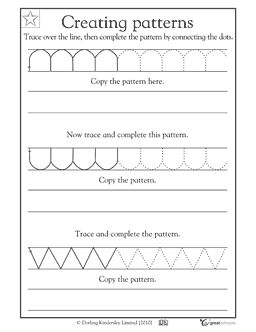 17 best ideas about shape patterns on pinterest html pattern patterning kindergarten and. Black Bedroom Furniture Sets. Home Design Ideas