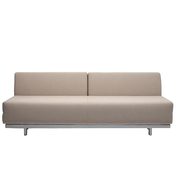 Muji double sofa bed
