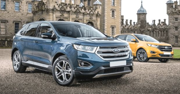Ford Edge 2021 Ford Edge Rumors With Images Ford Edge Ford