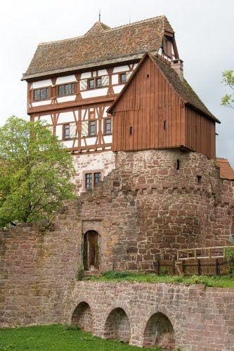 Old Altensteig Castle, Germany                                                                                                                                                     Mehr