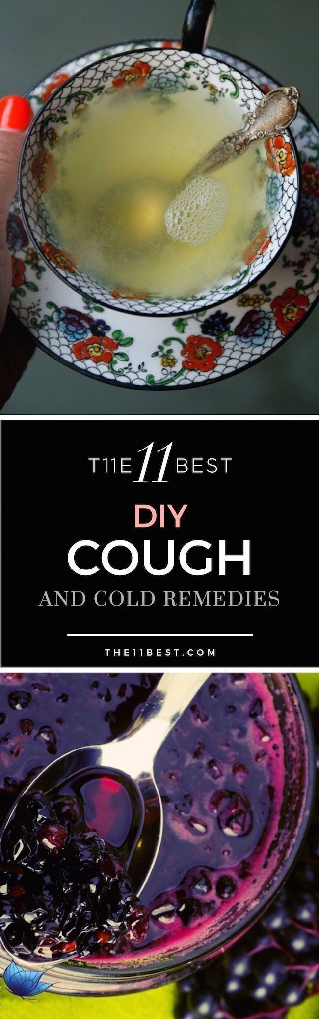 DIY Cough and Cold Remedies