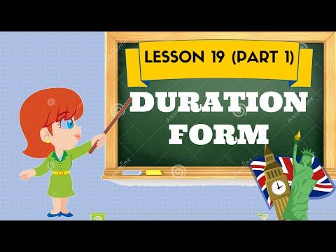 Lezione 19 (pt1)- DURATION FORM - YouTube