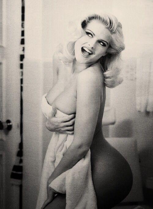 Anna Nicole Smith Butt