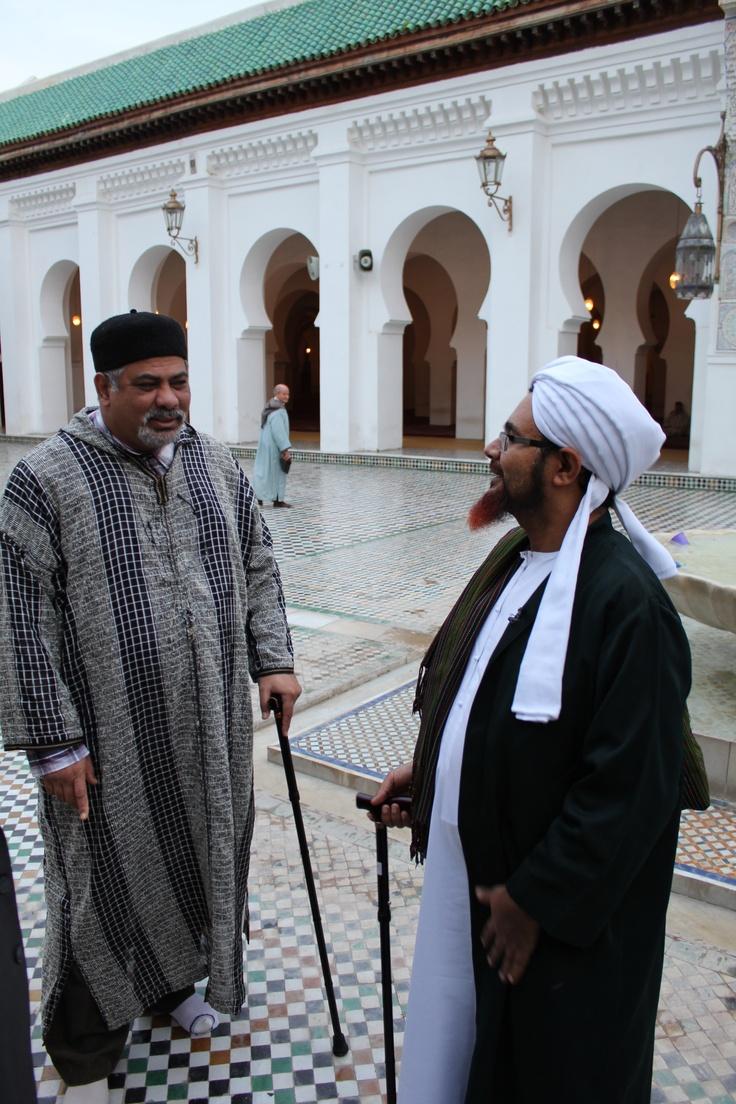 Dr Fuad Nahdi & Habib Umar