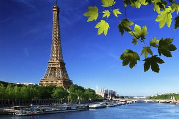Bateaux Parisiens Dinner Cruise on the Seine - celebrate 15th anniversary!