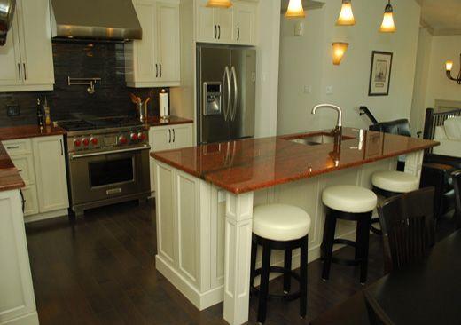 La Cuisine Custom Kitchen Cabinets and Counter tops, Sudbury ON