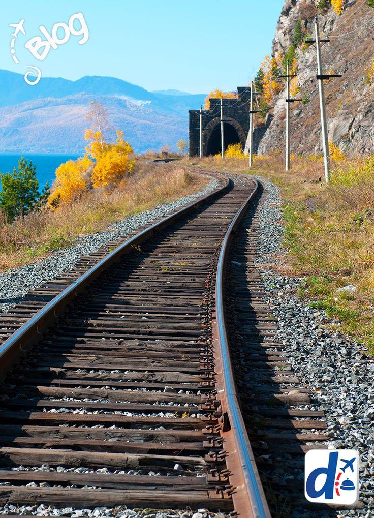 Uno de los recorridos más populares es el viaje que sen #tren se puede realizar en el #Transiberiano y aquí te contamos todo sobre él. #Rusia