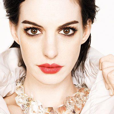 Resultado de imagen para Anne Hathaway Labios