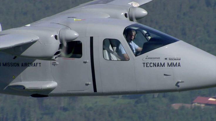 Airborne Technologies - TECNAM MMA