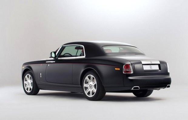 Rolls Royce Phantom Coupe Mirage