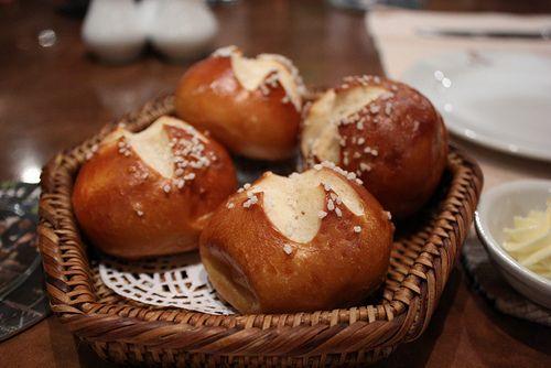 bavarian pretzel rolls recipe picture