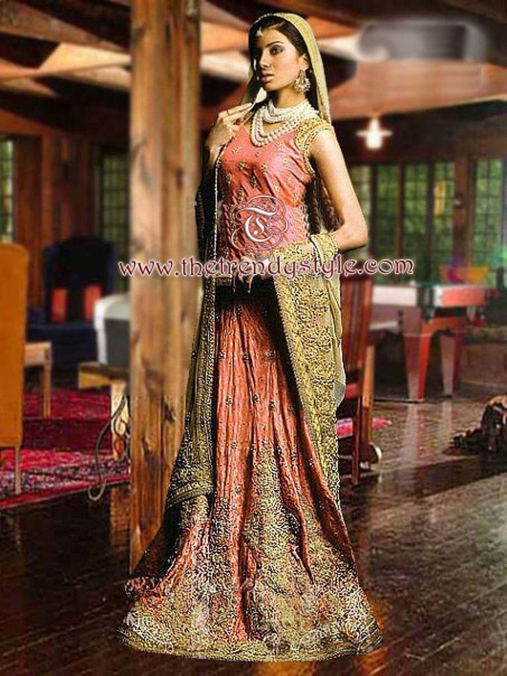 Bd2 2012 Saree Bridal Dresses Pinterest Sharara