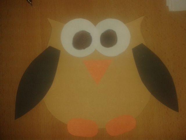 sova - owl