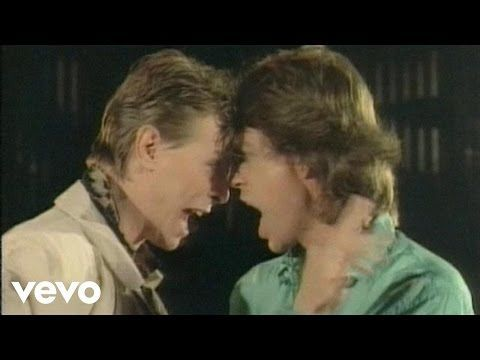 "The 9 Most Amazing Moments From David Bowie and Mick Jagger's ""Dancing In The Street"" Music Video"