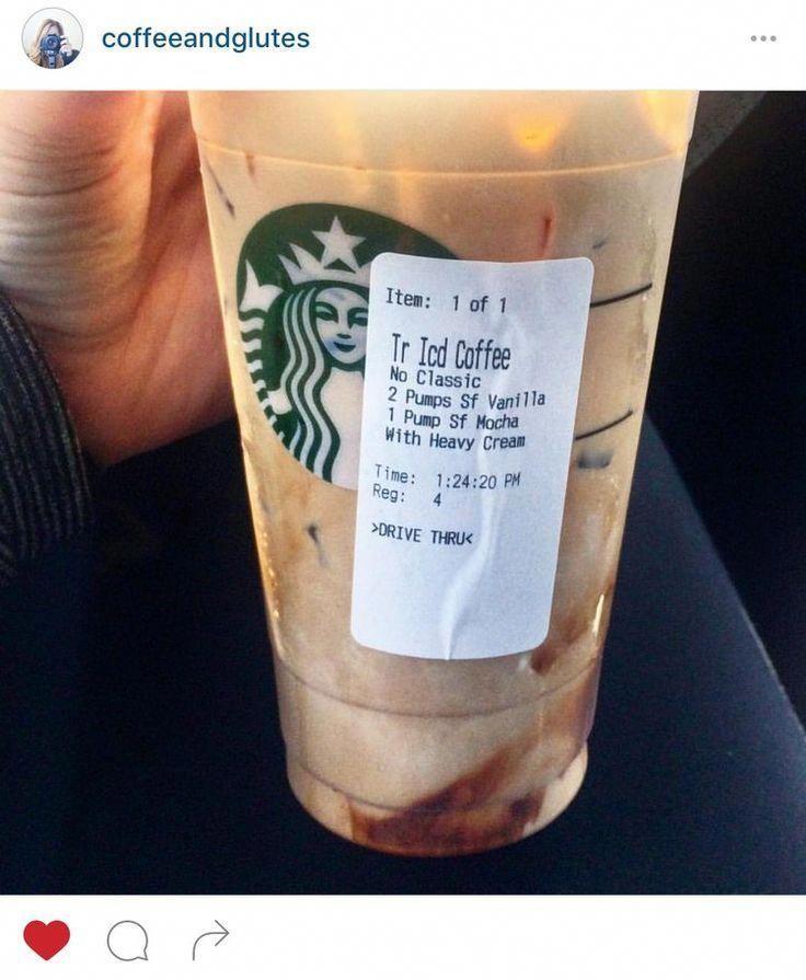 Keto Starbucks Drinks #healthystarbucksdrinks