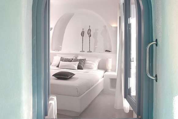 Infinity Suites Dana Villas Santorini Suite Private