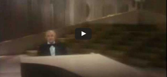 36 éves video került elő Hofi Gézáról