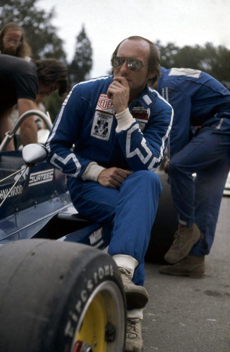 Mike Hailwood (1973) by F1-history.deviantart.com on @deviantART