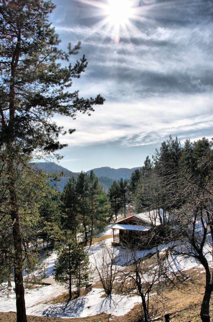 Visit Greece | Panoramio - Photo of Forest Village of Erymantos - Xanthi, Thrace, Greece
