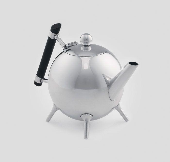 Christopher Dresser English 1834 1904 James Dixon And Sons 1835 1920 Teapot C 1880 Sheffield England Tea Pots Pinterest