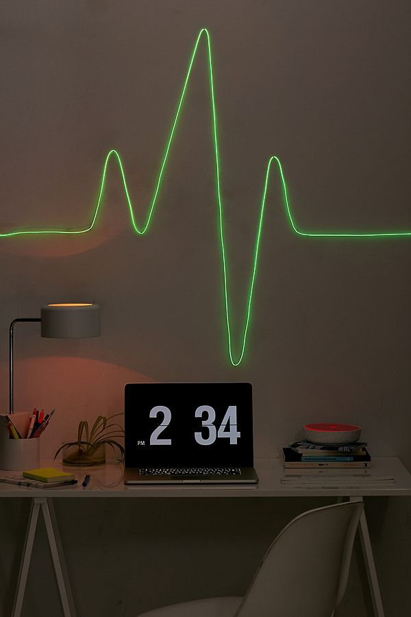 Customizable Neon El Wire Light In 2020 Neon Room Decor Neon
