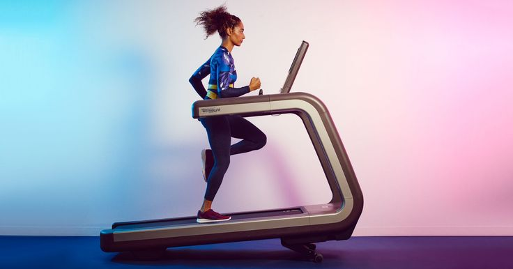 This article was originally published on December 7, 2015.  Let us just start by saying: Non-runners, don't click away! This challenge is for you, just as much as it is for the pavement-pounders. Okay, so maybe the weather outside is frightful, or maybe you simply prefer the treadmill over the