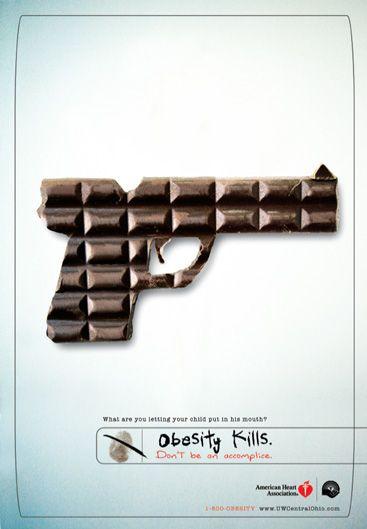 OBESITY KILLS.