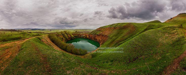 Карстовые озёра Шадхурей