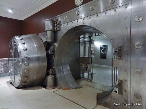 larger vault door