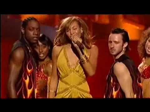 Eurovision 2005 United Kingdom (Final) - Javine - Touch my fire