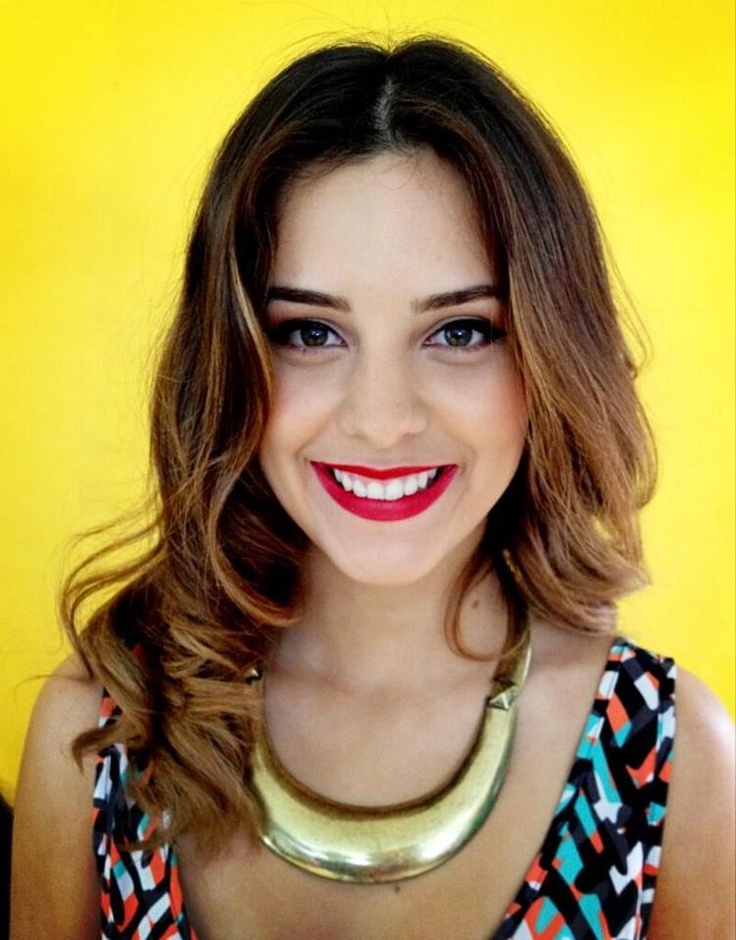 Nuestra nueva imagen es la bella y talentosa Sheryl Rubio #MelaoVerano2013