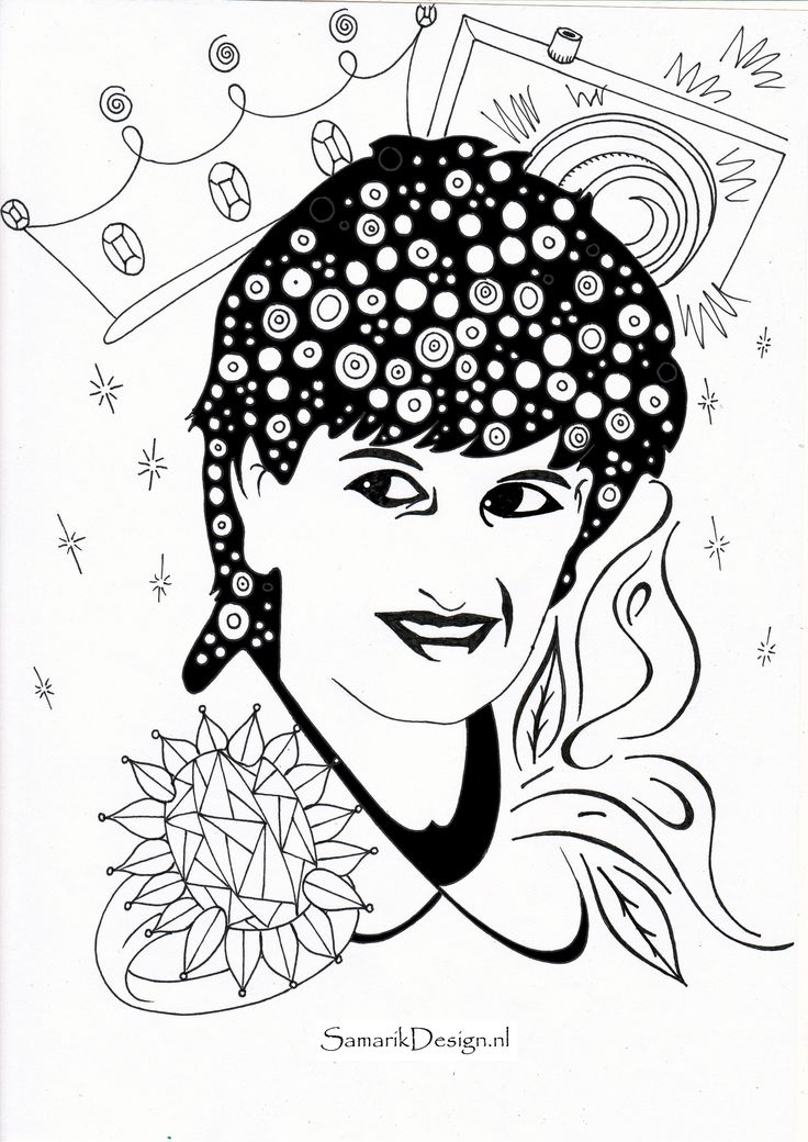 famous pictures coloring pages - photo#5