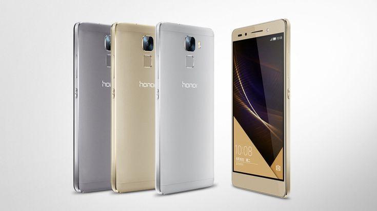 Spesifikasi Huawei Honor 7