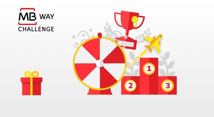 Ganhe prémios! Todos os meses serão entregues prémios aos utilizadores mais fieis.