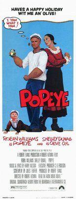 Popeye (1980) movie #poster, #tshirt, #mousepad, #movieposters2
