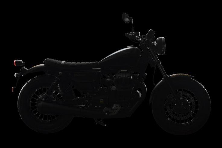 EICMA 2015 - Moto Guzzi V9 Bobber -  Foto: Studio Pointer