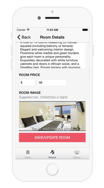 Hotel Booking APP on Behance