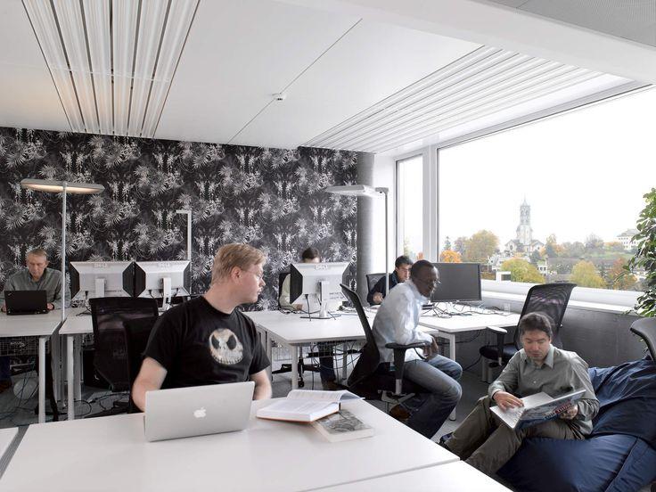 google office zurich. camenzind evolution is an architectural office located in zurich and berlin google