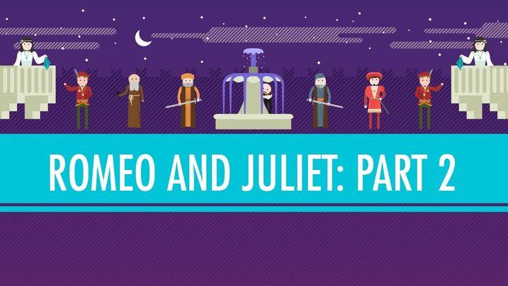 Shakespeare coursework romeo juliet